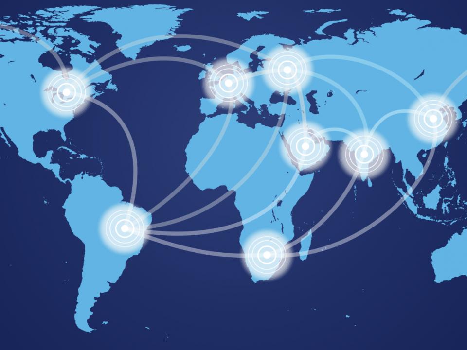 Многополярный мир XXI века